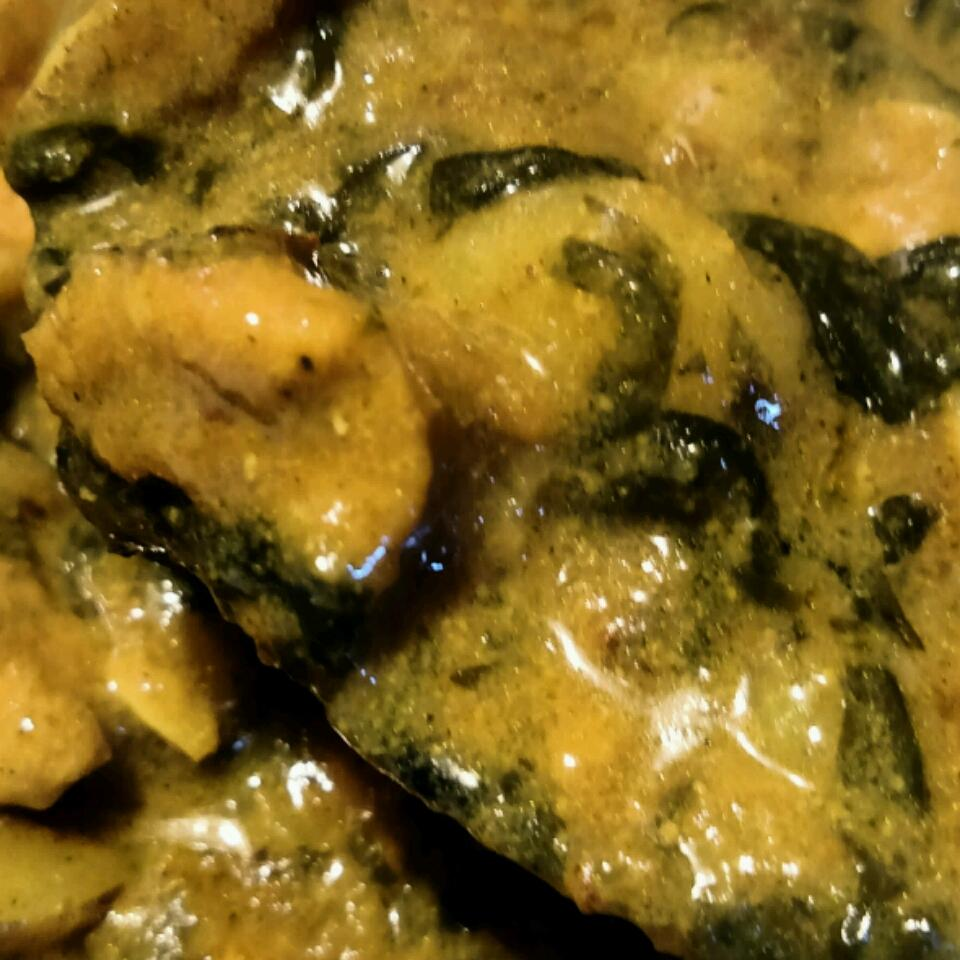 Delicious and Fast Chicken Curry Aaron Bergman