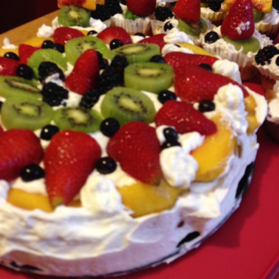Fruit Galore Sponge Cake Jeffrey Tjoa