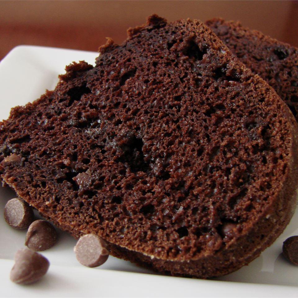 Double Chocolate Brownie Cake ECHOSZERO