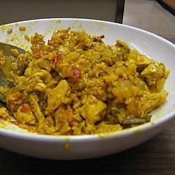 arjuns lime chicken rice recipe