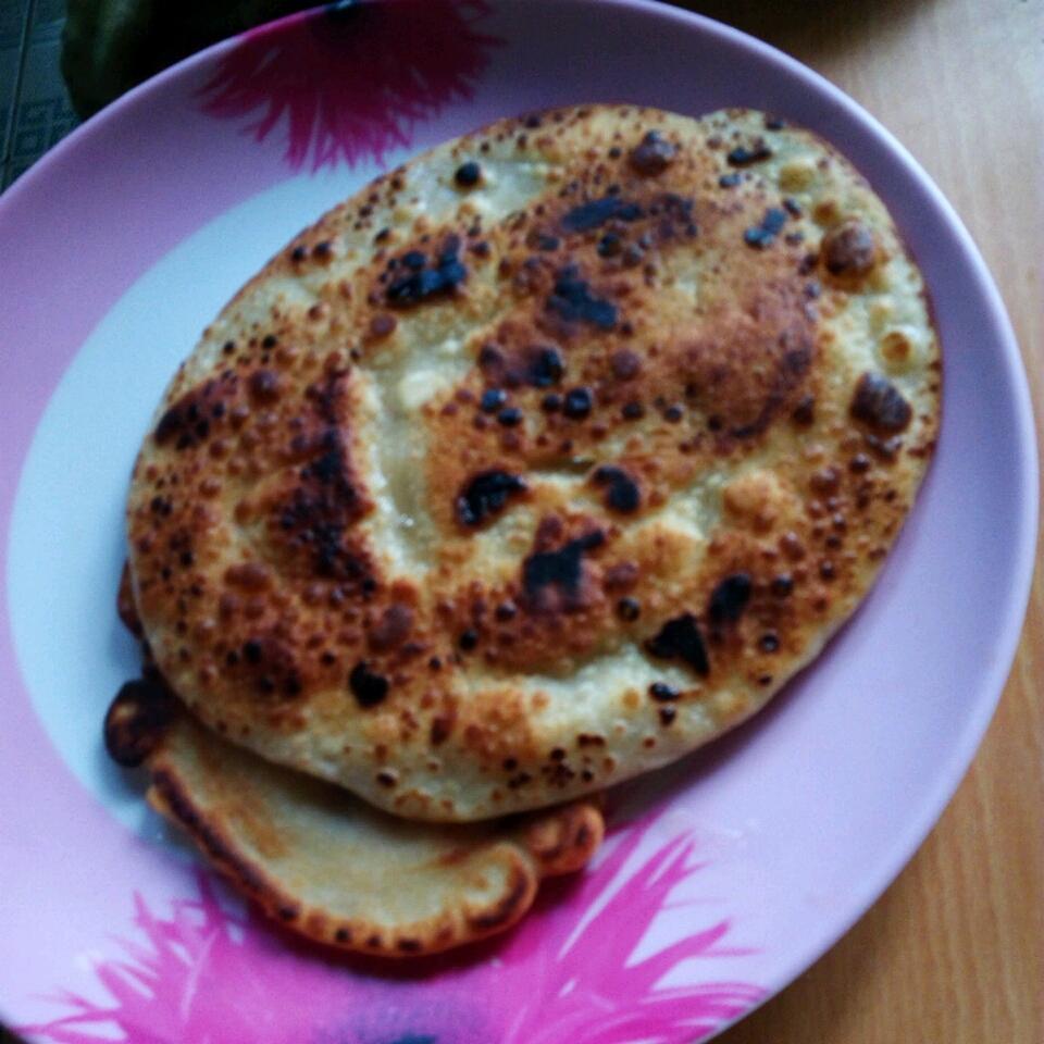 Salty Pancakes James Ngige