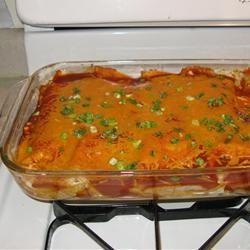 Angela's Awesome Enchiladas
