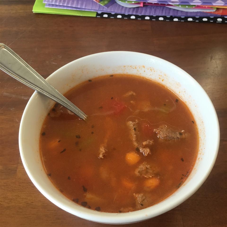 Vegetable Beef Soup II Josh Solomon