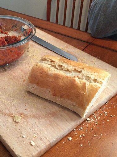Italian Bread Using A Bread Machine Recipe Allrecipes