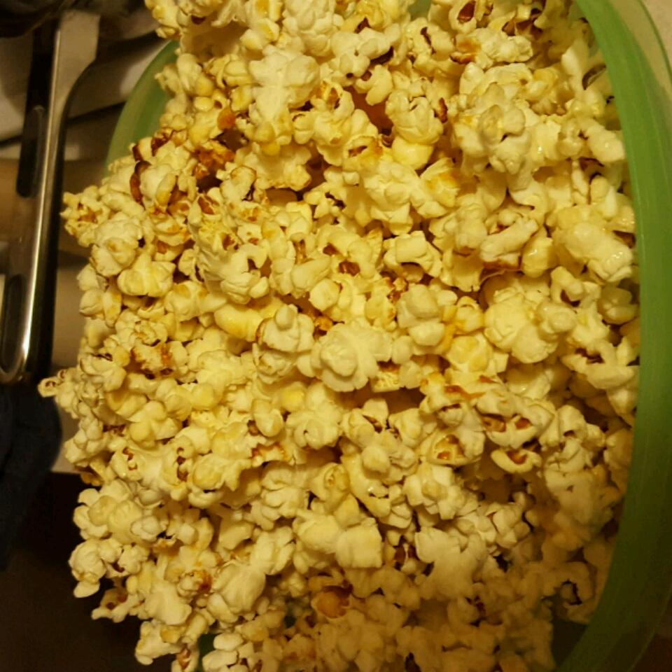 Kettle Corn Rachel Cates