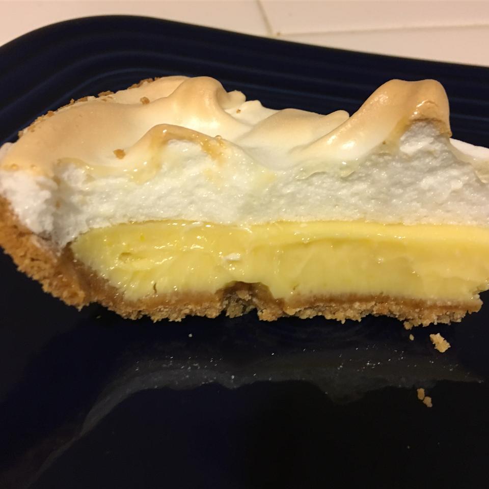 My Mom's Lemon Meringue Pie Lisa Altmiller
