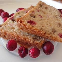Cranberry Nut Bread I larkspur