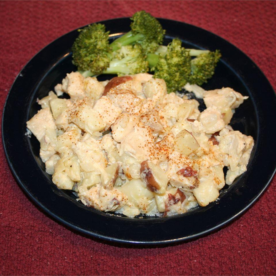 Paprika Chicken and Potatoes corbinsister