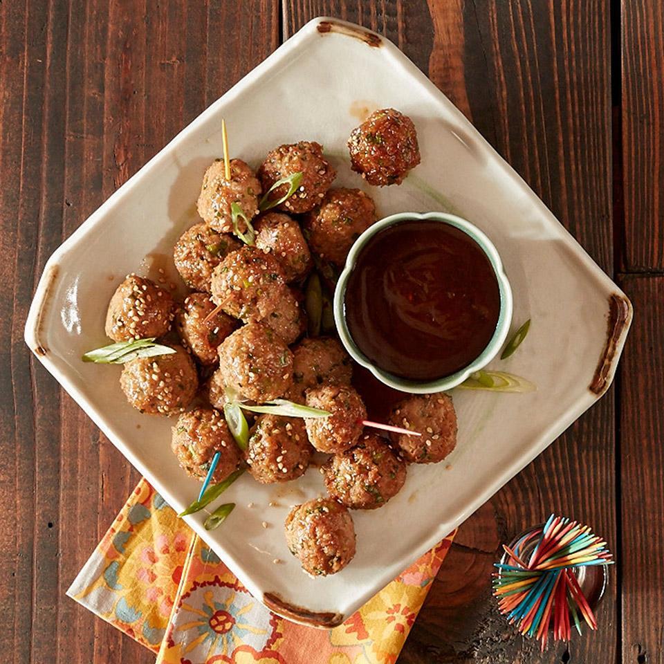 Teriyaki Meatballs from Reynolds Wrap®