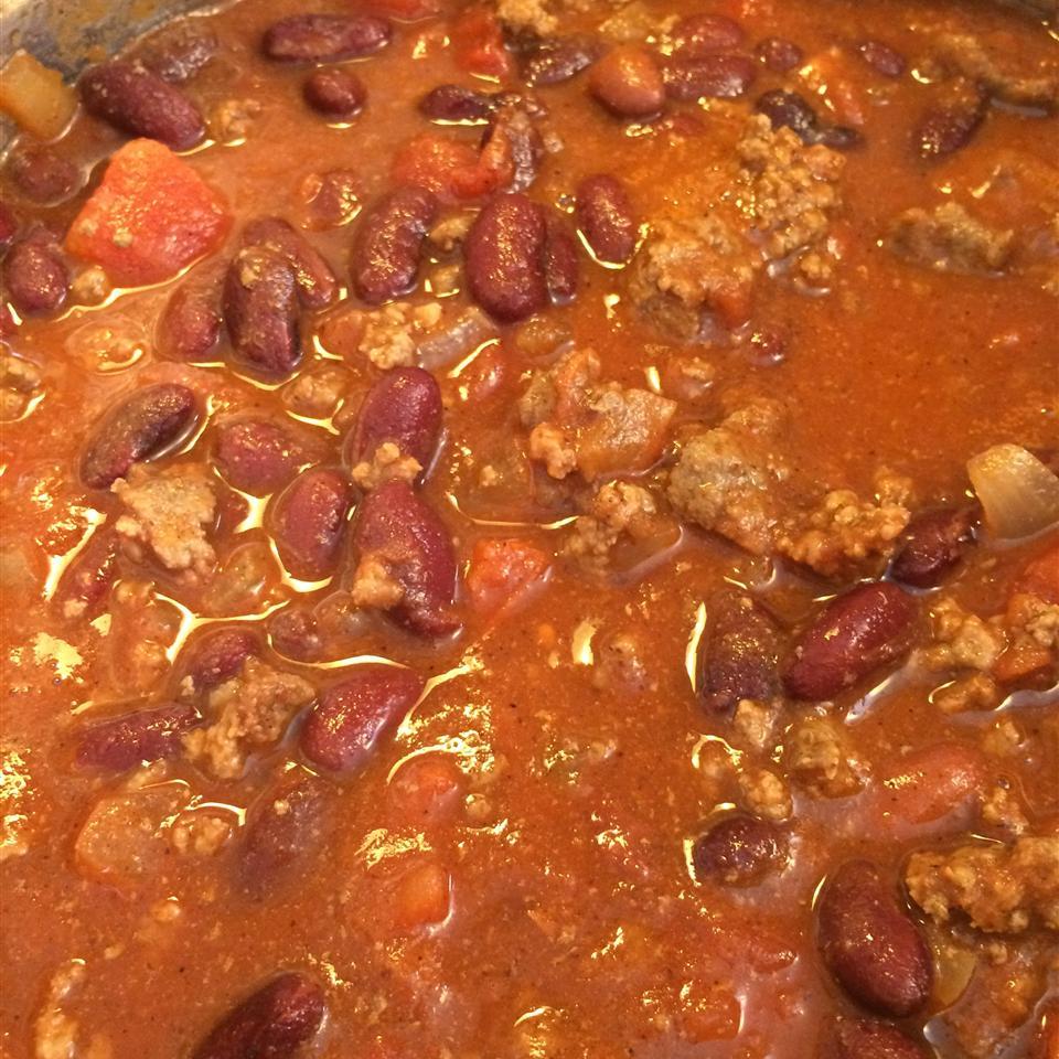 Joan's Quick Chili