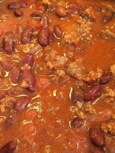 joans quick chili recipe