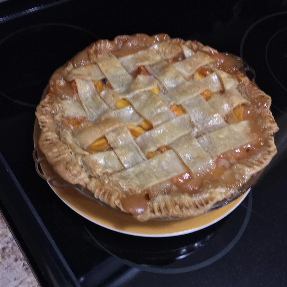 Chef John's Peach Pie Lauragoobs88