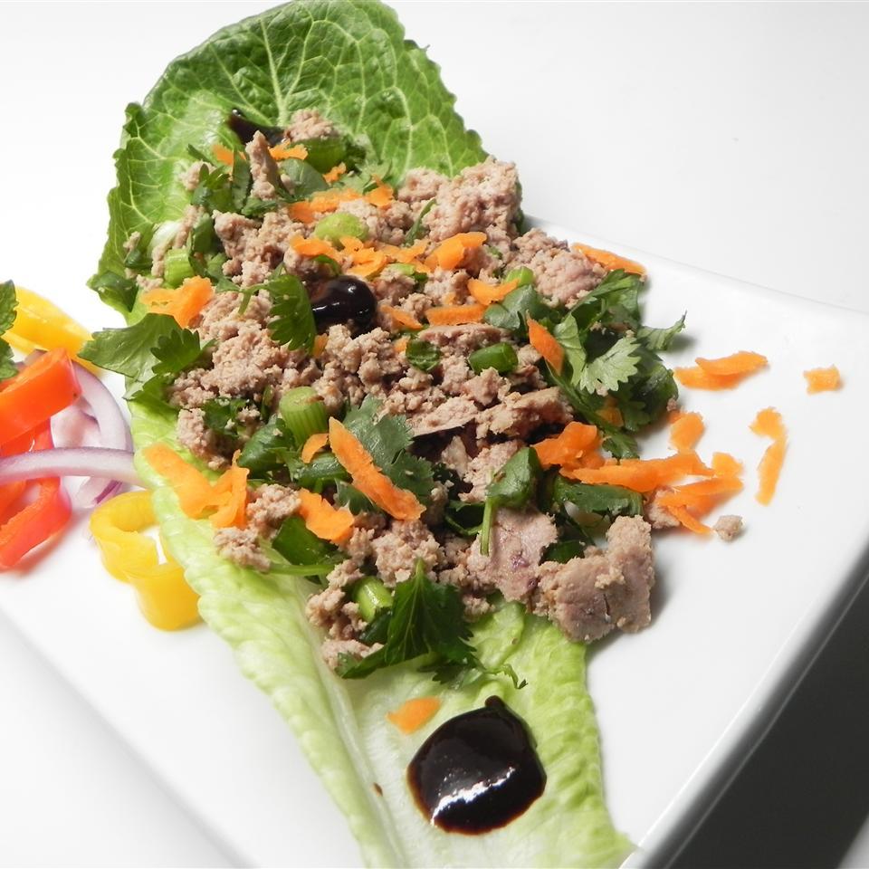 Thai Larb Salad Soup Loving Nicole