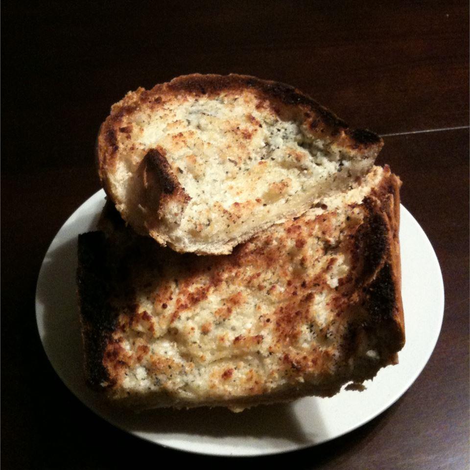 Garlic Bread Mama Rita's Way!