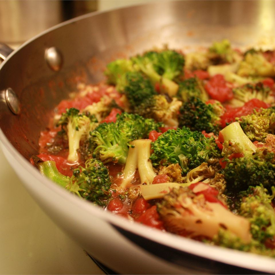 Awesome Broccoli Marinara Debra