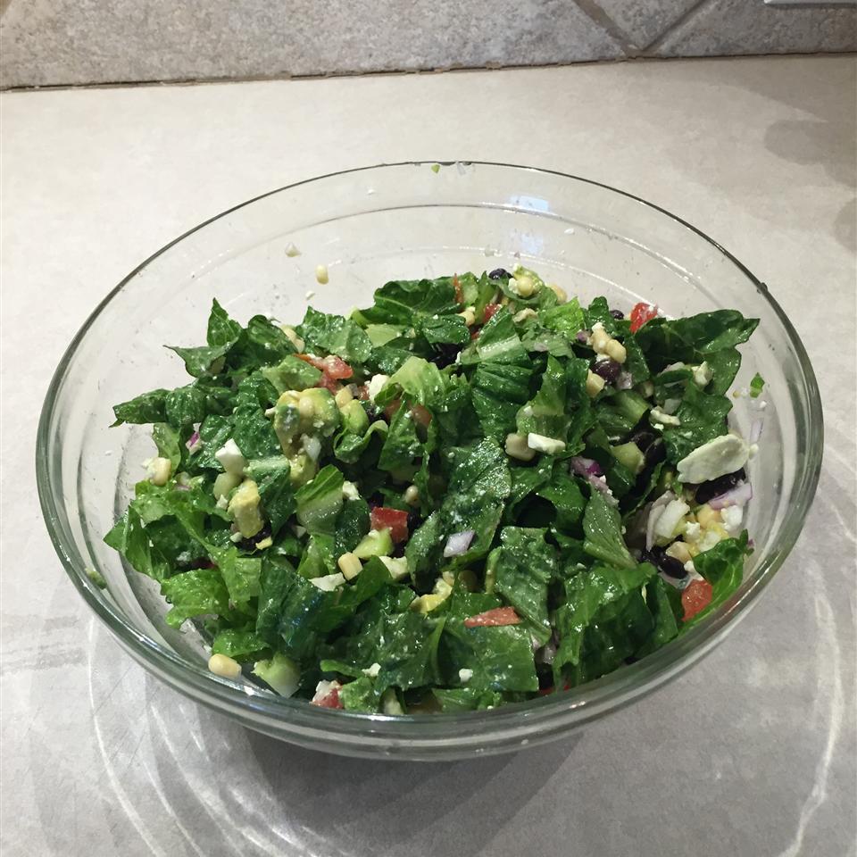 Baja Salad Doug Boeving