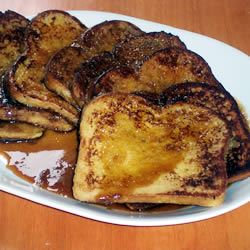 Caramelized French Toast cookinme