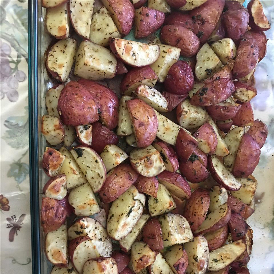 Roasted New Red Potatoes Josh