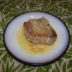 Gingered Pork Chops in Orange Juice Carson