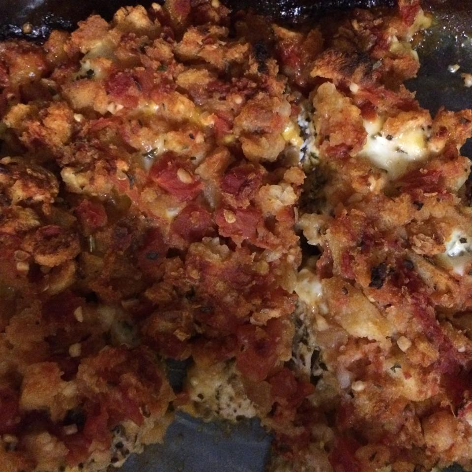 Bruschetta Chicken Bake Chelsey Carr
