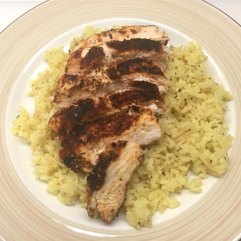 Blackened Chicken Patrick Gamaliel