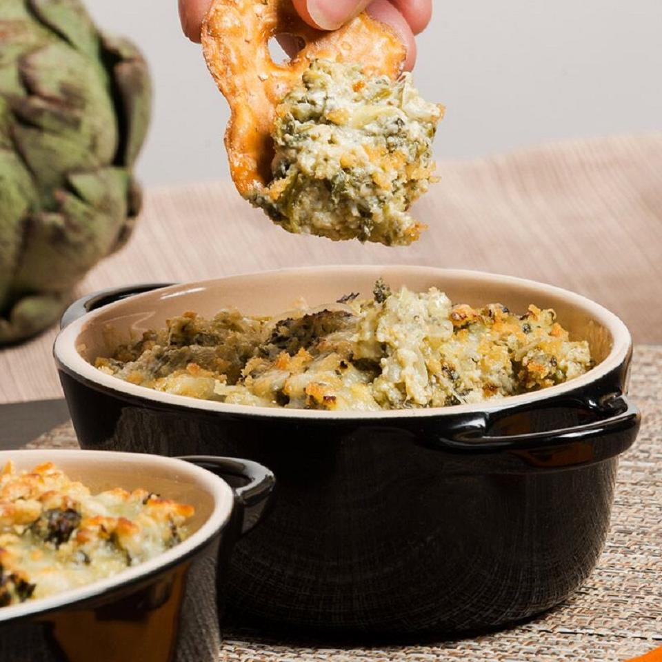 Spinach & Artichoke Dip from Pretzel Crisps®