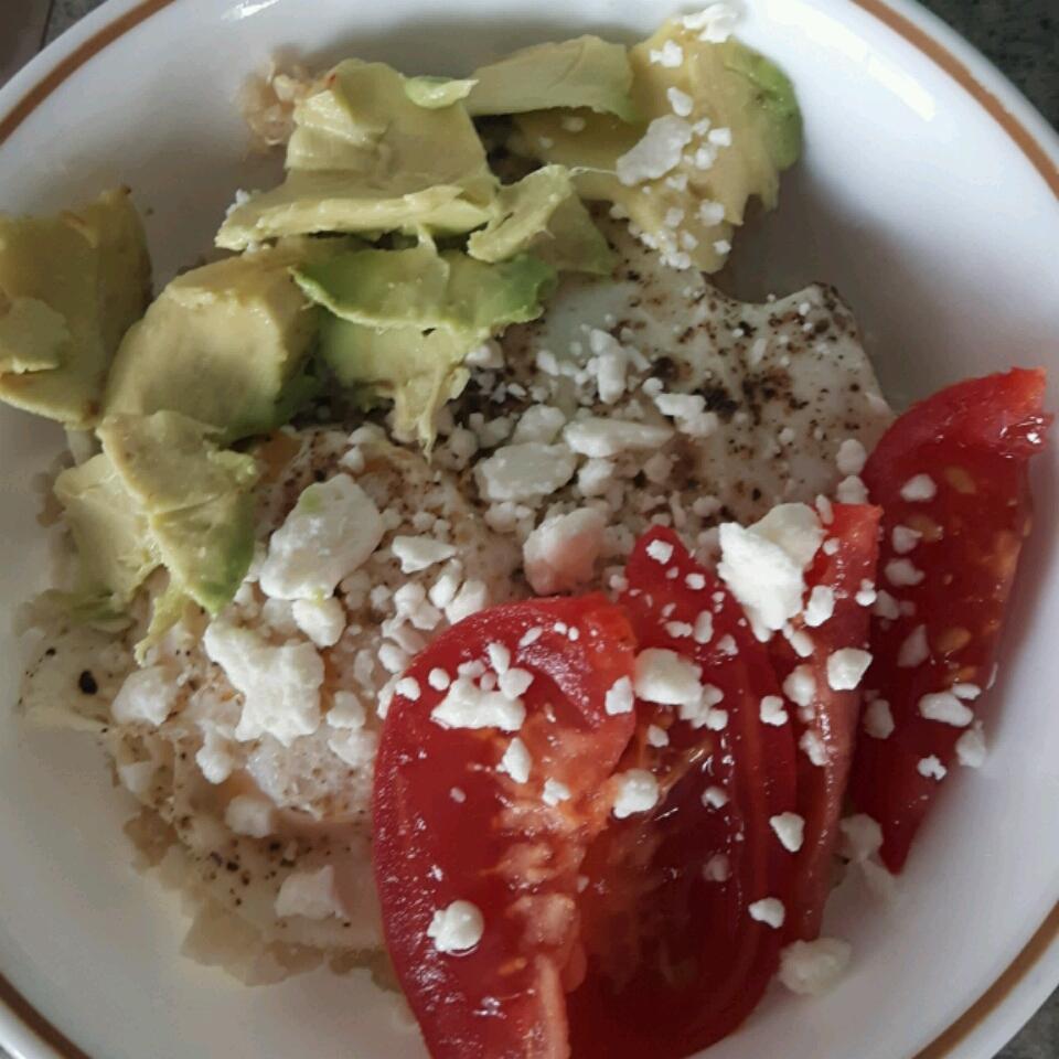Avocado Breakfast Bowl