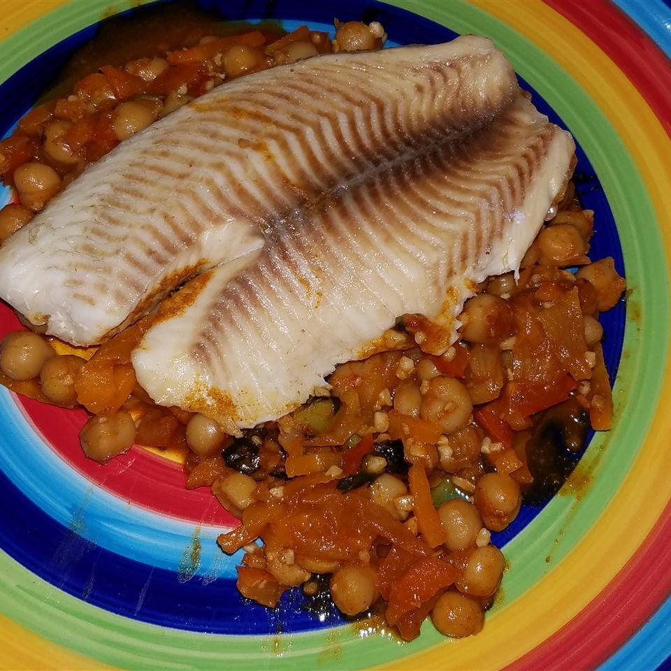 Spanish Moroccan Fish