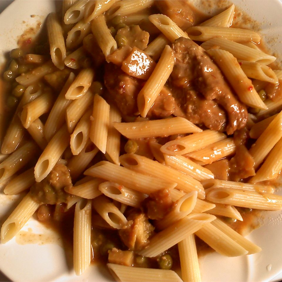 Easy Spicy Thai Slow Cooker Chicken jdaudier
