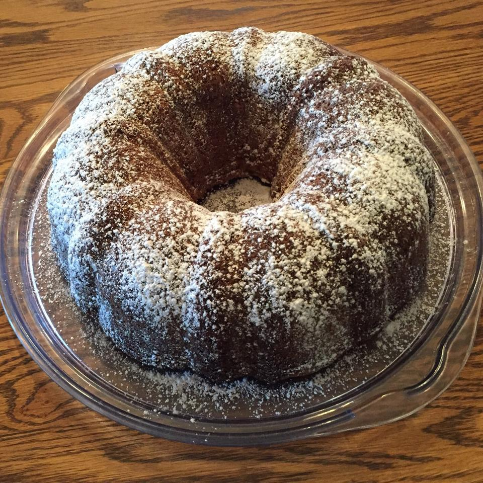 Apple Bundt Cake Mr. Jimmy