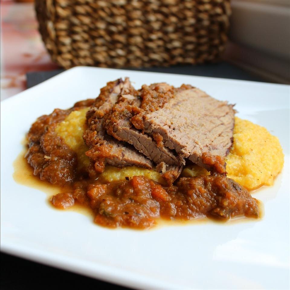 brasato al barolo braised chuck roast in red wine recipe