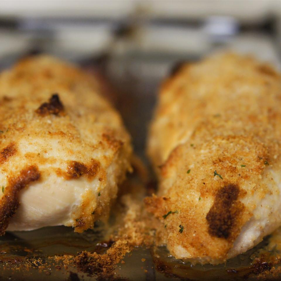 Parmesan Crusted Chicken aaronstanley