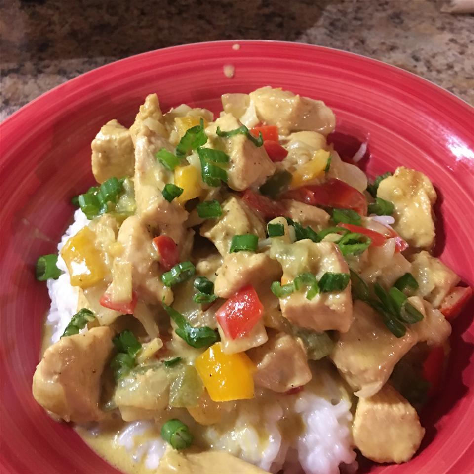 Maple-Curry Chicken Matt HG
