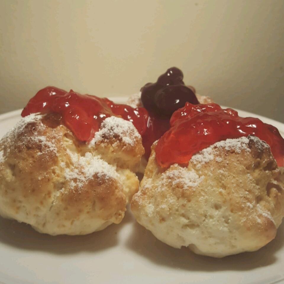 Sour Cream Biscuits Janel Maala