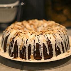 white chocolate amaretto cake recipe