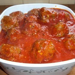 The Best Meatballs You'll Ever Have inounvme