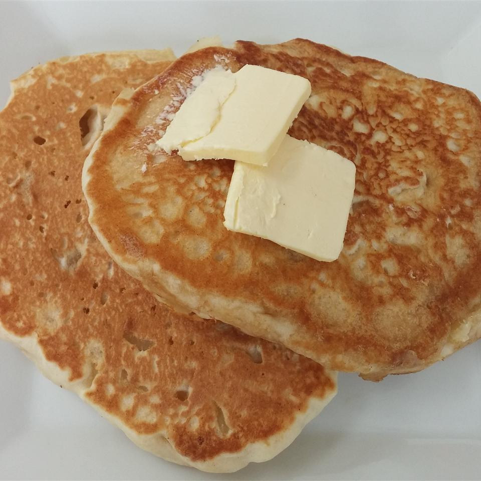 Apple Cider Country Pancakes