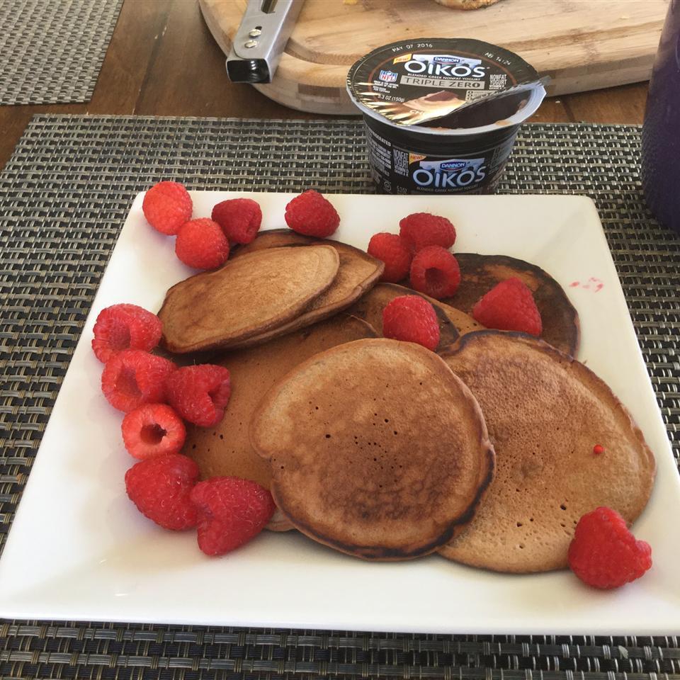 Chocolate Pancakes Michelle Brummel