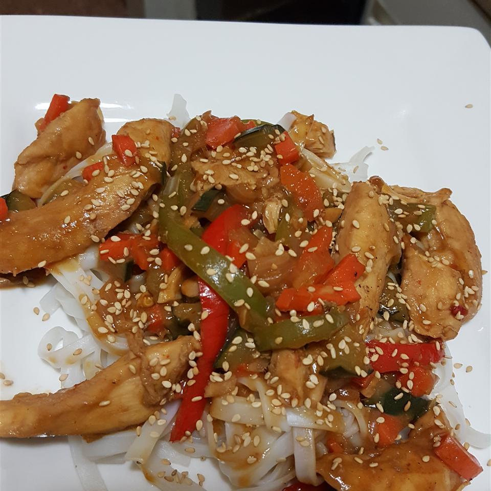 Thai Noodles Brittany H