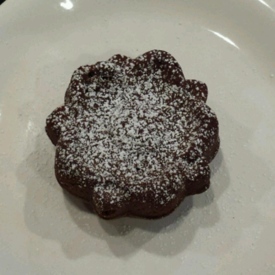Garbanzo Bean Chocolate Cake (Gluten Free!) Cal