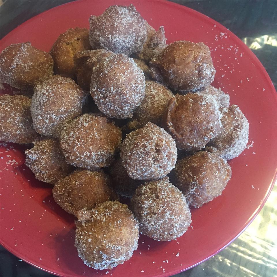 Applesauce Doughnuts Alison M