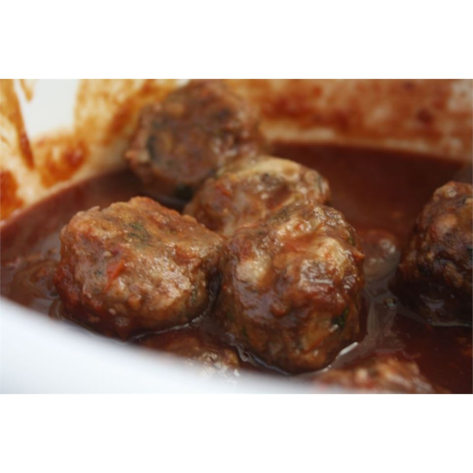 Sweet and Sour Meatballs Sara