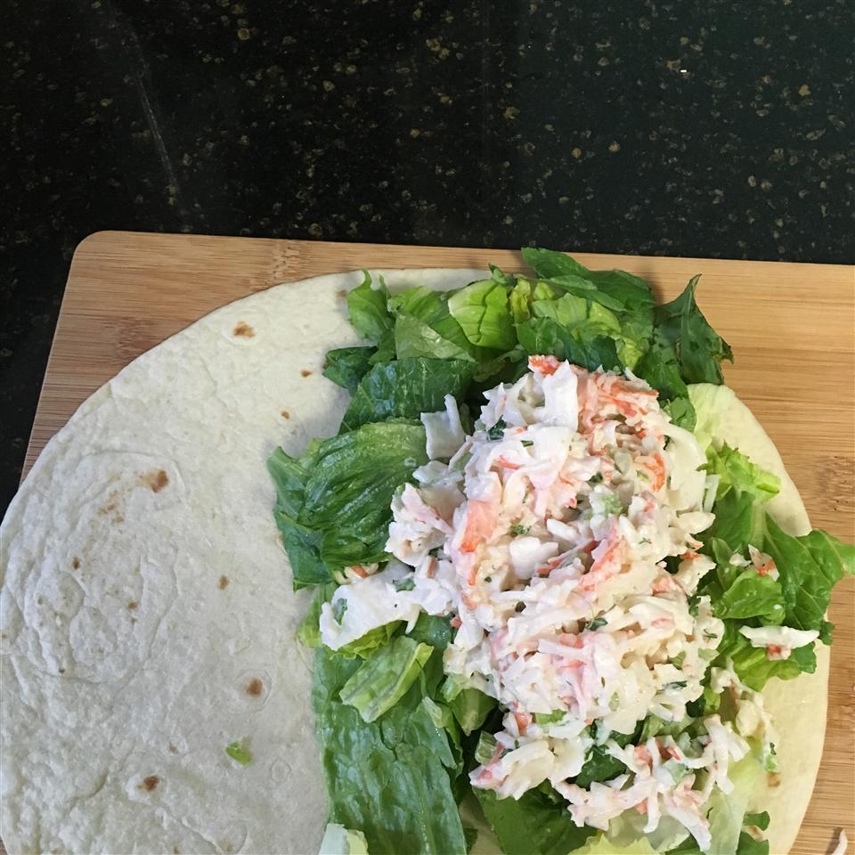 Mel's Crab Salad Michael Josephson