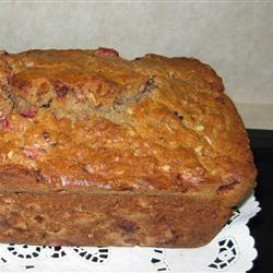 Strawberry Bread I Mary E. Crain