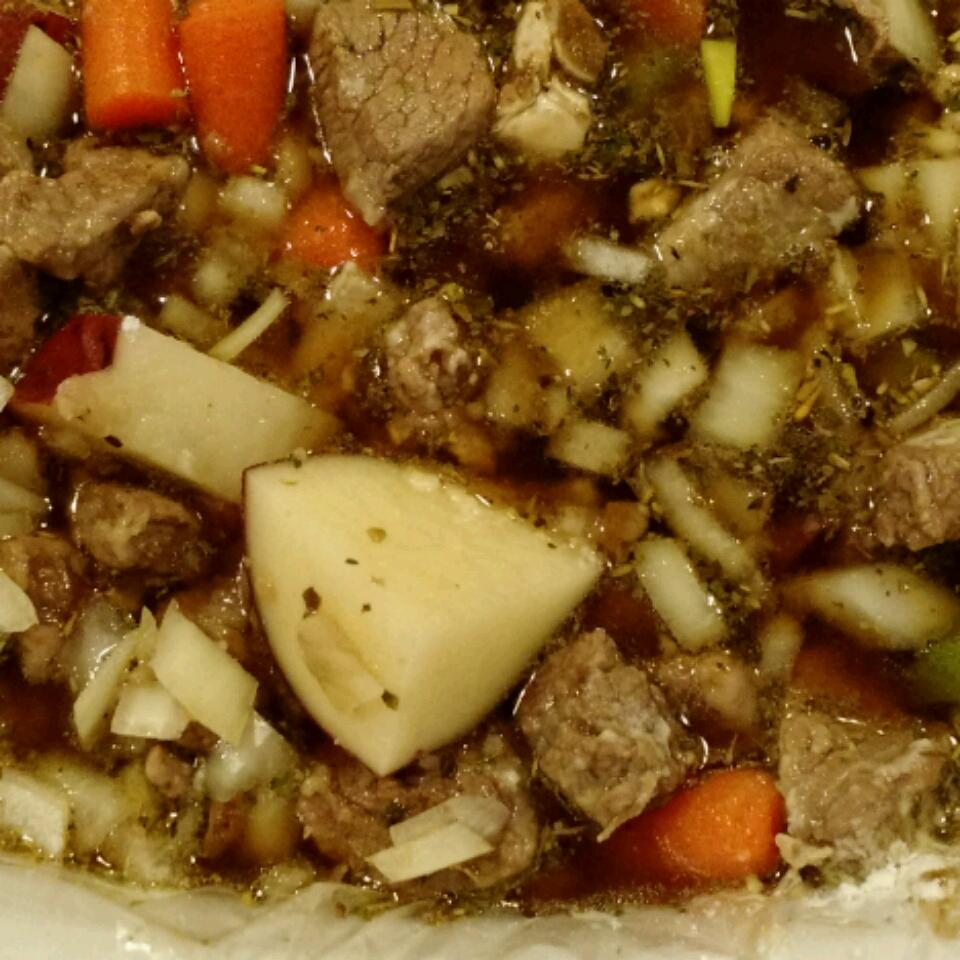 Slow Cooker Caribou Stew