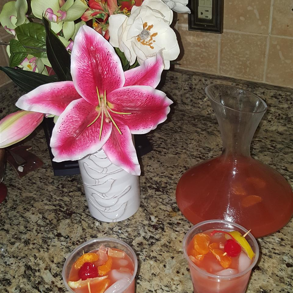 Jamaican Rum Punch Tara Galli