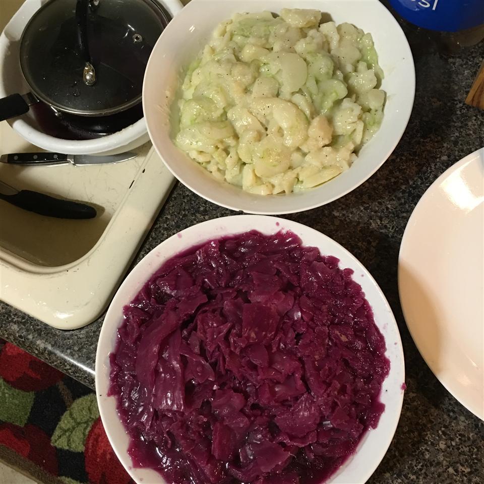 Pork Loin, Apples, and Sauerkraut