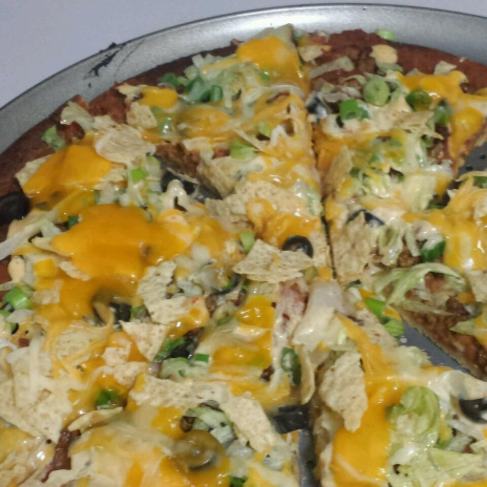 Mexican Pizza Addie Jacobs
