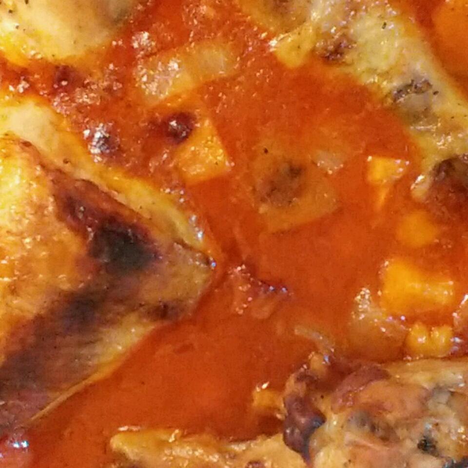 Spanish-Style Chicken Stew Audrey