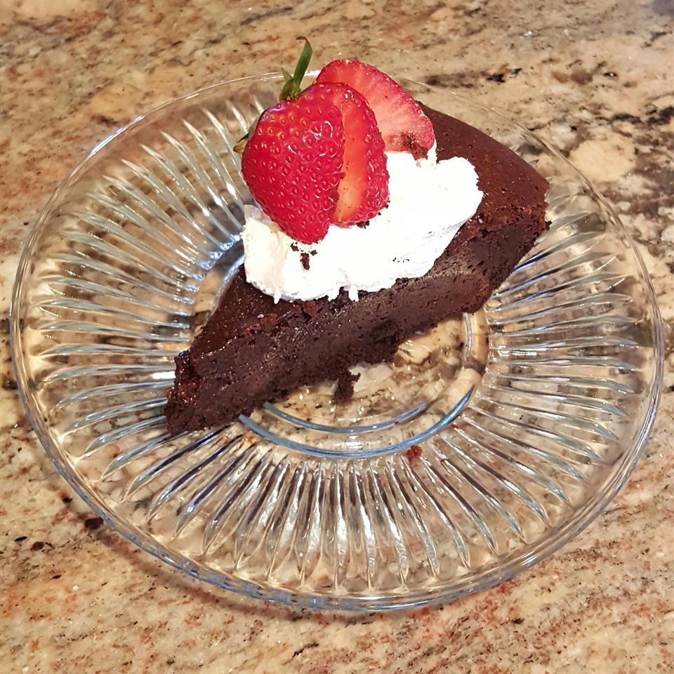 Chocolate Truffle Pie Maria856